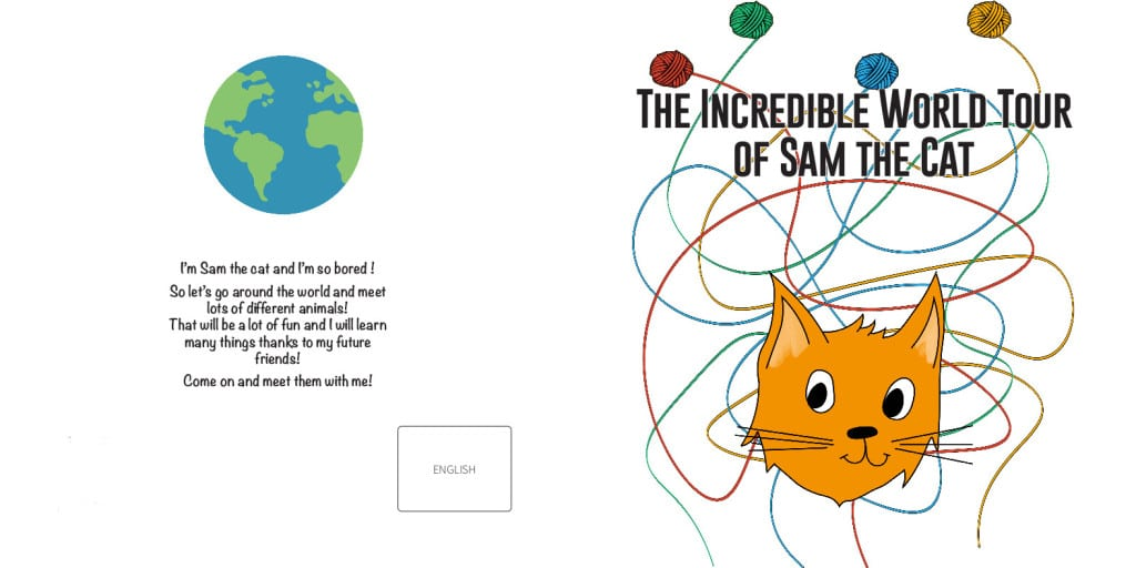 The Incredible World Tour of Sam the Cat