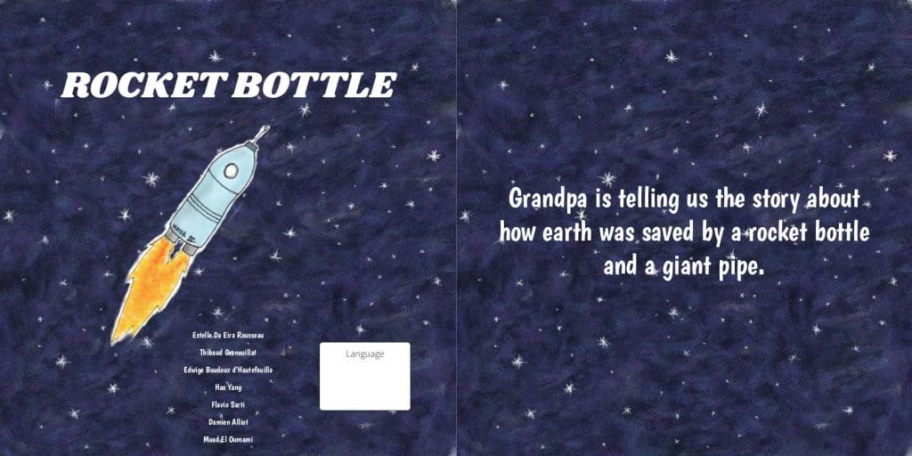 Rocket Bottle